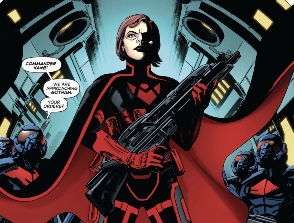 Batwoman Rebirth
