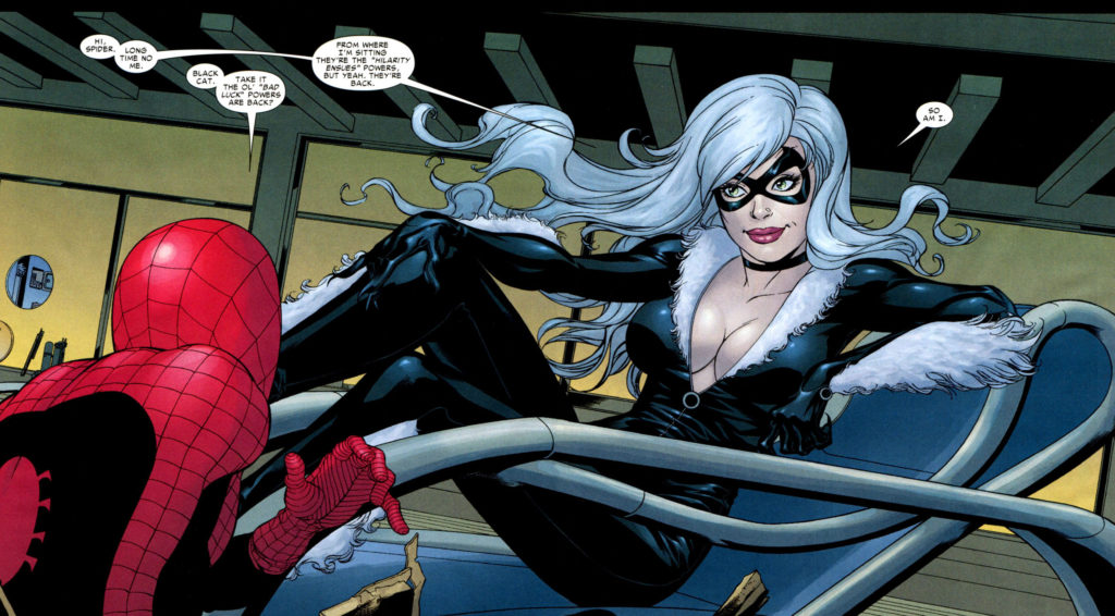 The Return of the Black Cat in Amazing Spider-Man
