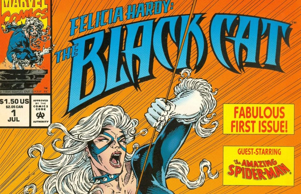 Felicia Hardy gets her own ongoing Black Cat comic book