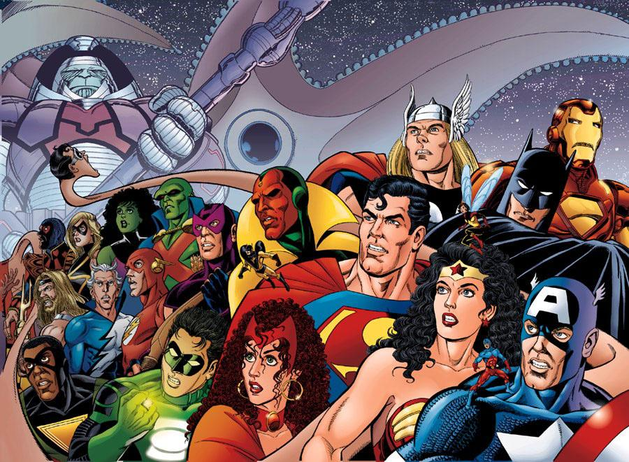 JLA Avengers by Kurt Busiek