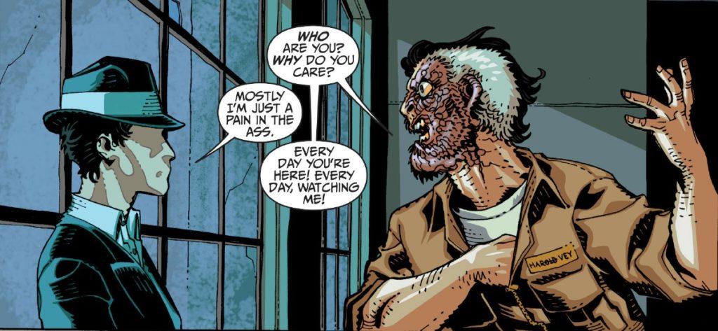 Renee Montoya in DC's Convergence event comic