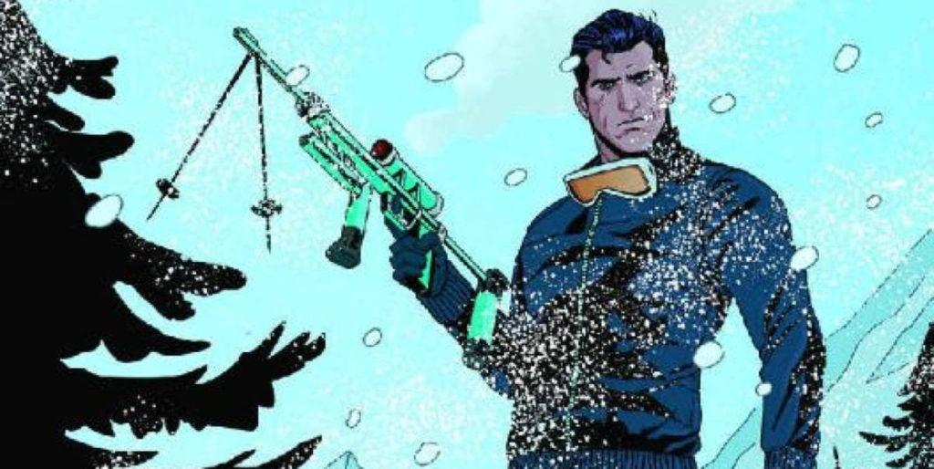Dynamite's James Bond Comics