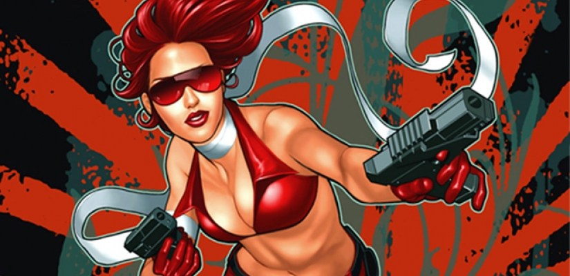 painkiller jane comic books