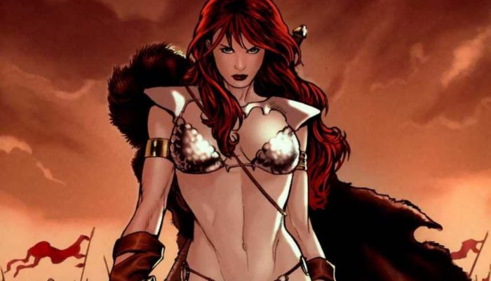 comic books about red sonja