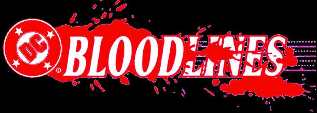 dc comics bloodlines event