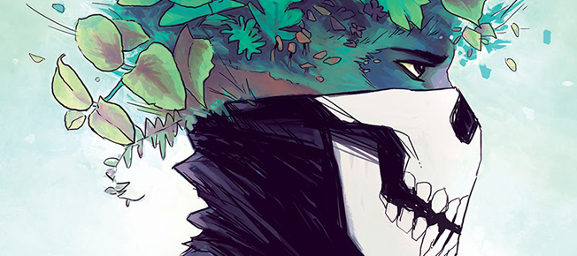 The Wilds, a comic book from Black Mask