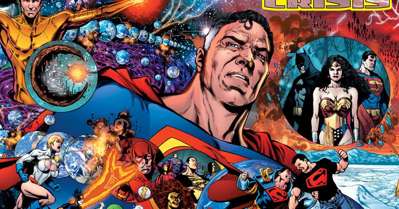 DC Infinite Crisis sees the return of Earth 2 Superman
