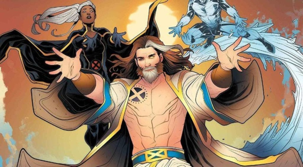 Nate Grey aka the X-Man returns in Uncanny X-Men