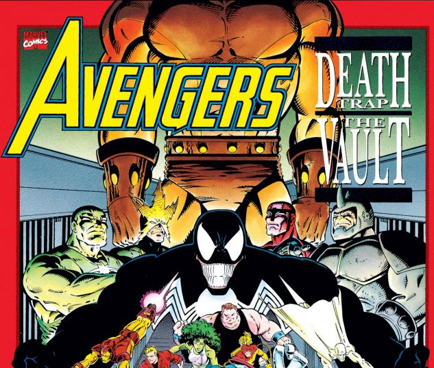 The Avengers take on Venom in a prison break