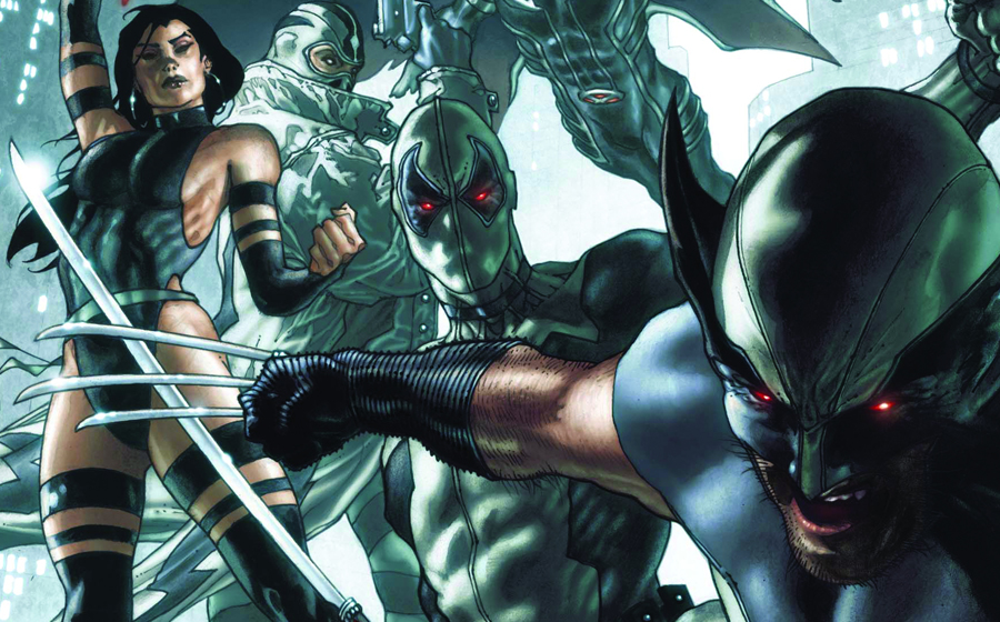 Marvel's Uncanny X-Force written by Rick Remender