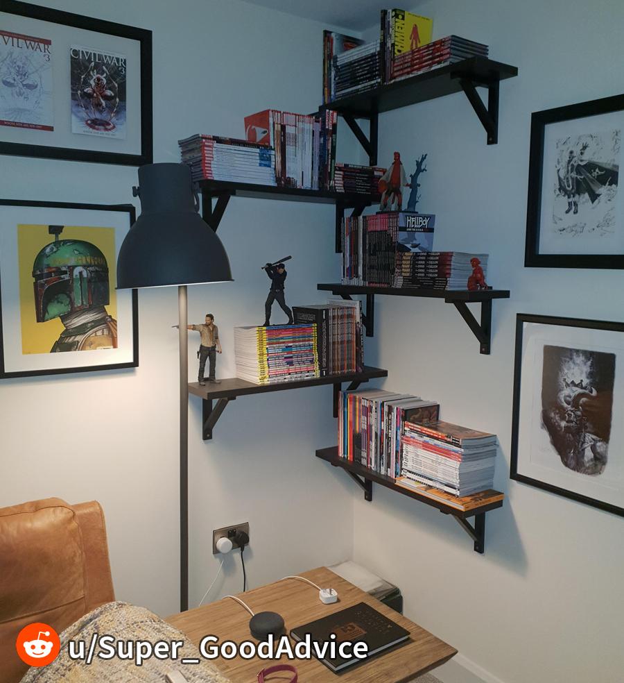 Comic book Display ideas