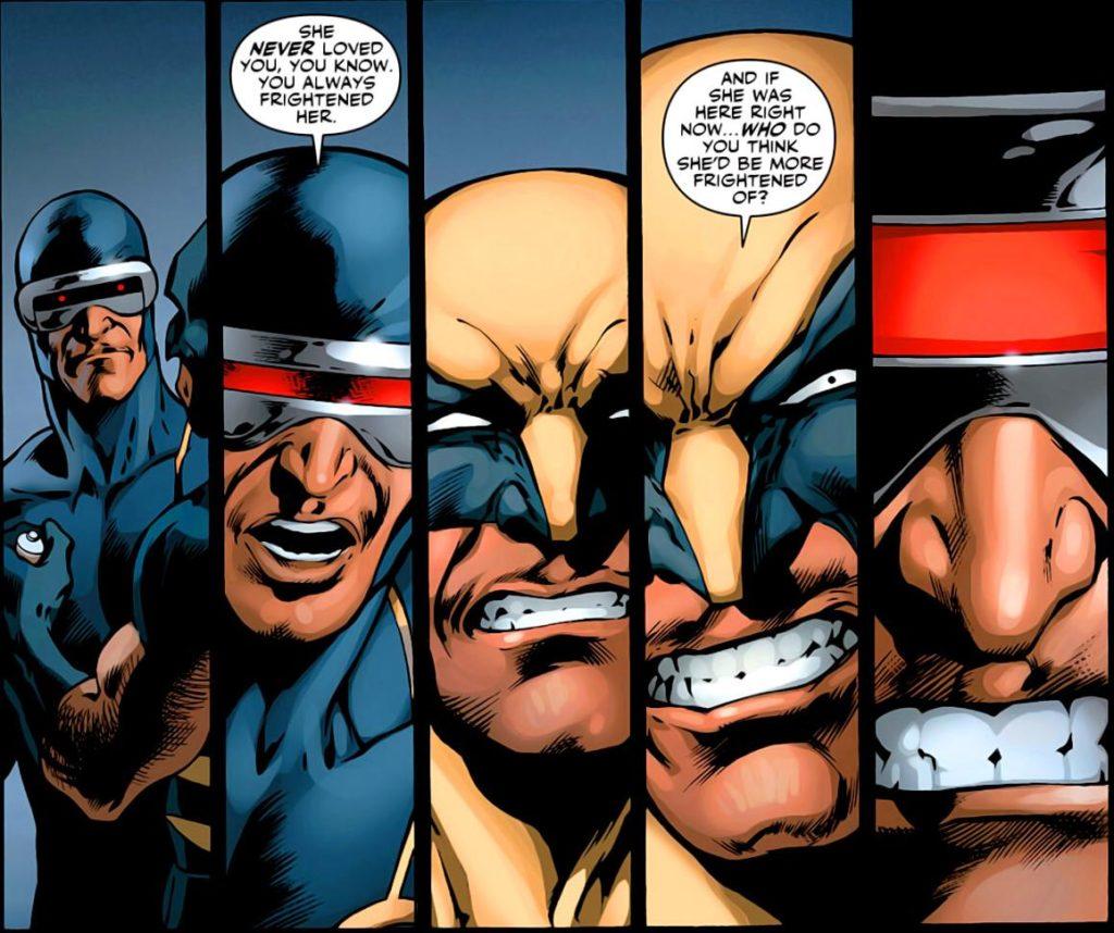 The X-Men in Schism