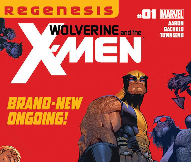 The X-Men in Regenesis