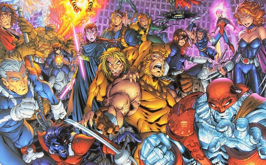 X-Men in the Age of Apocalypse