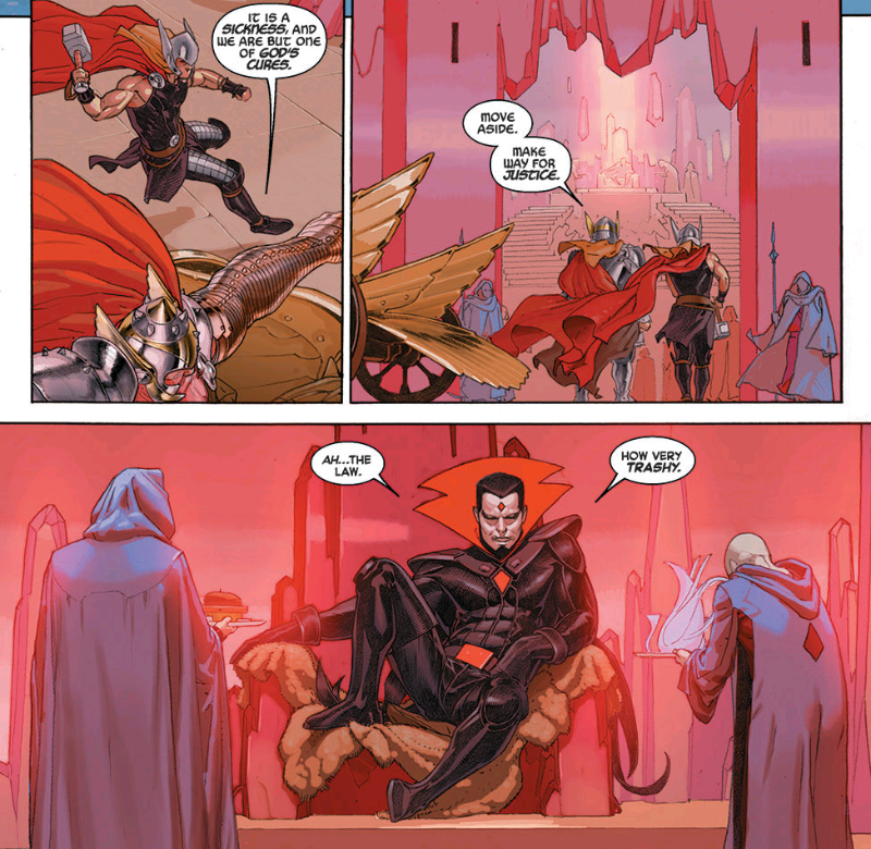 Mister Sinister in Secret Wars 2015
