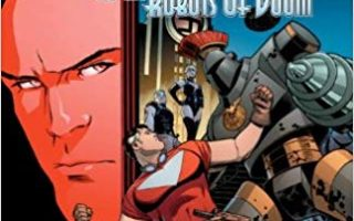 Tom Strong and the Robots of Doom comic book