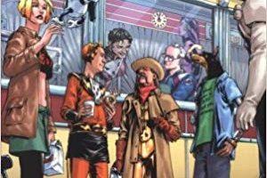 Top 10 comics written by Alan Moore
