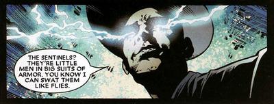 X-Men character Mister M
