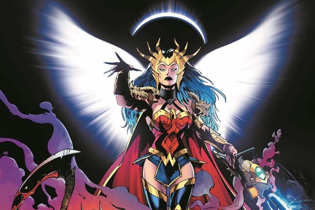 Death Metal by DC Comics