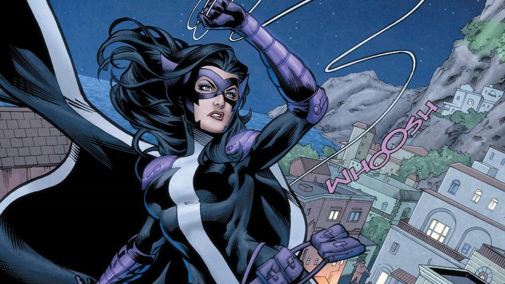Huntress in DC New 52
