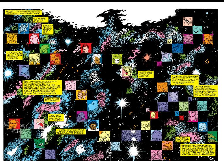 Rachel Summers cosmic phoenix vs beyonder