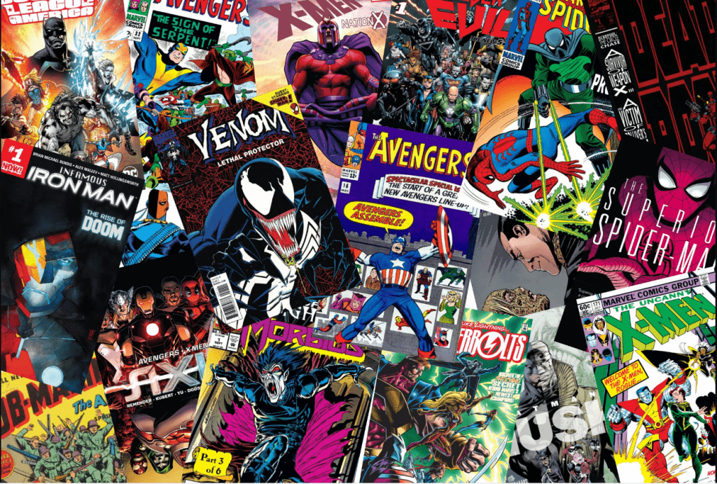 Supervillains that played hero in comics