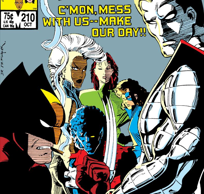 X-Men Mutant Massacre reading order