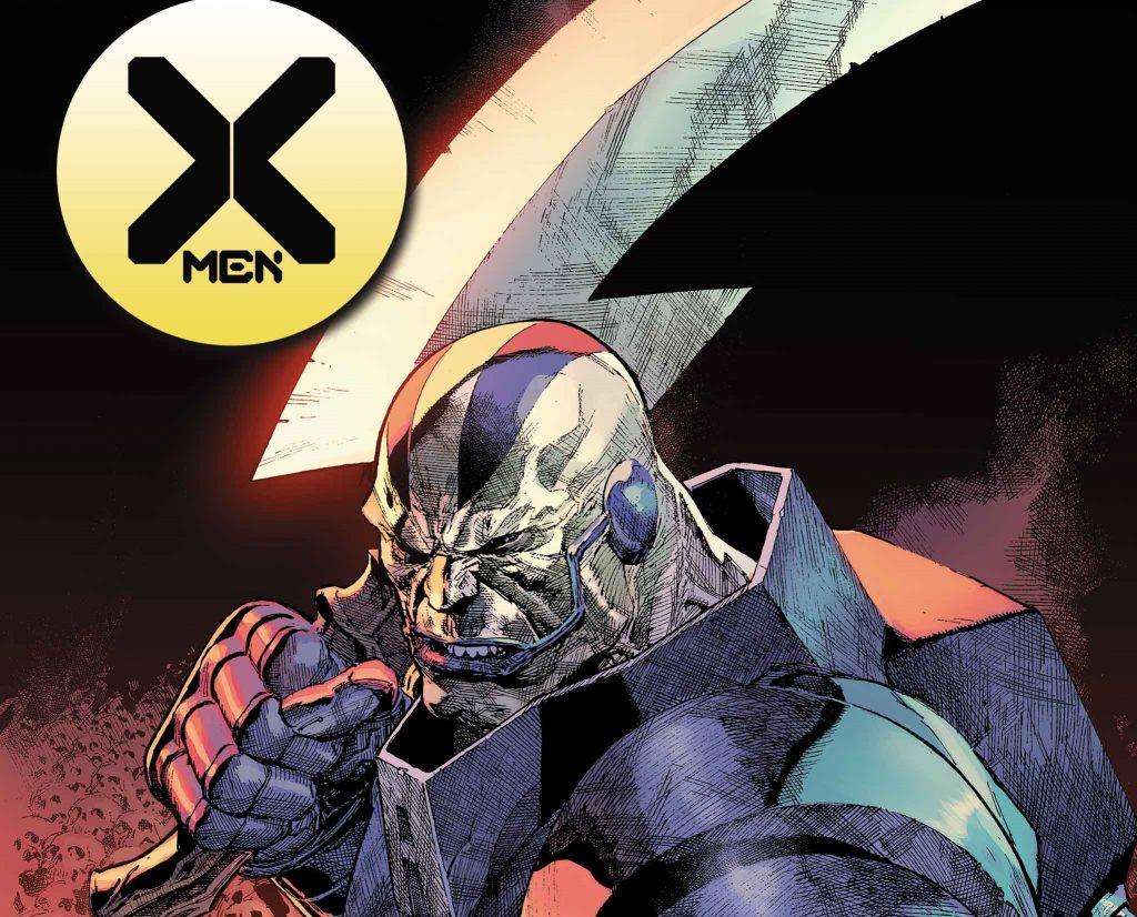 Apocalypse in Hickman's X-Men