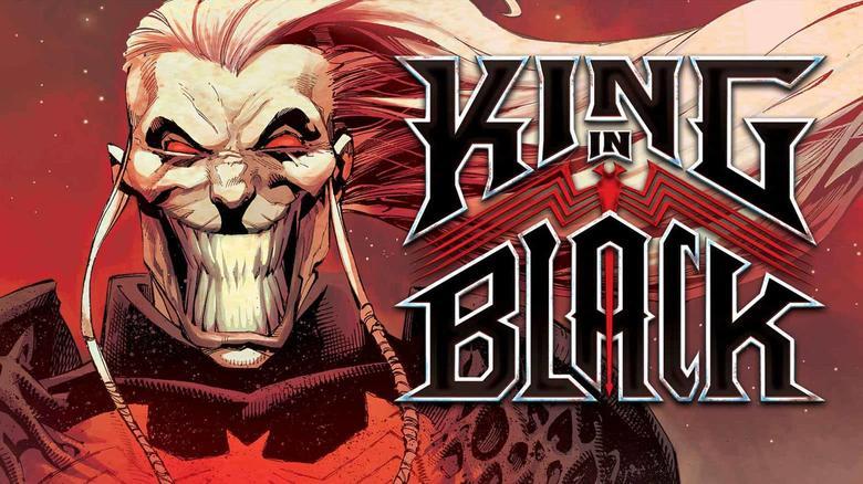 Knull is coming in King in Black vs Venom