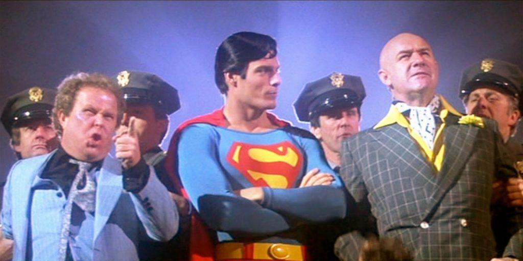 Superman 1978 lois and clark