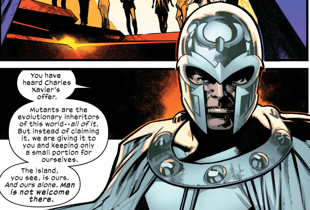House of X #1 Magneto