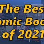 CBH Best Comics of 2021