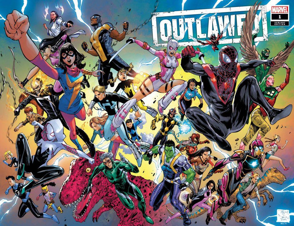 Marvel Outlawed crossover