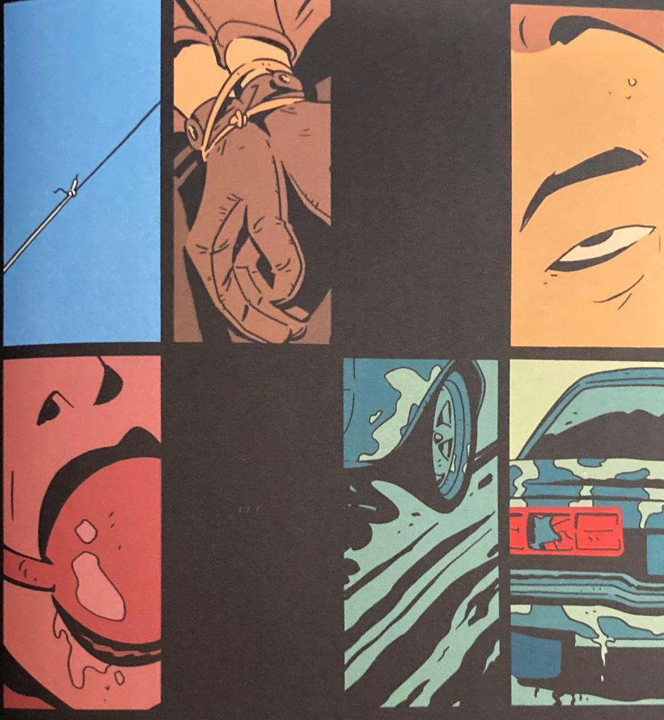 November panels by Fraction