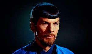 Image result for evil spock