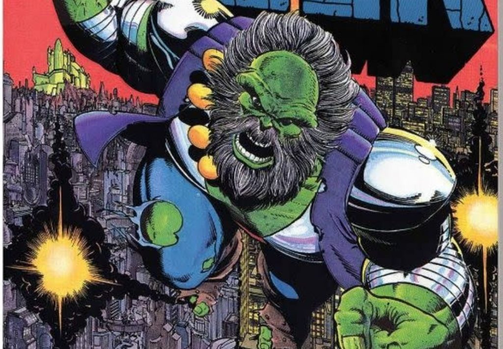 The Maestro in Marvel's Future Imperfect comics