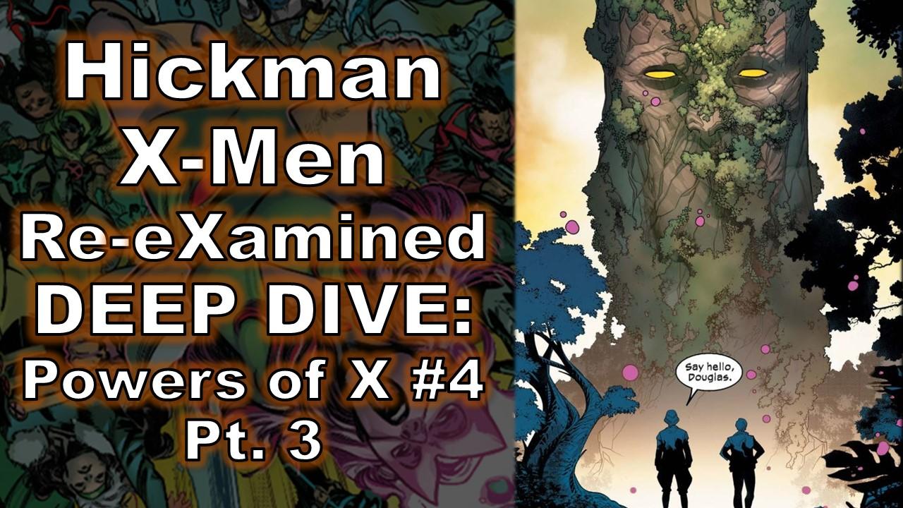 Powers of X #4 Doug Ramsey and Krakoa