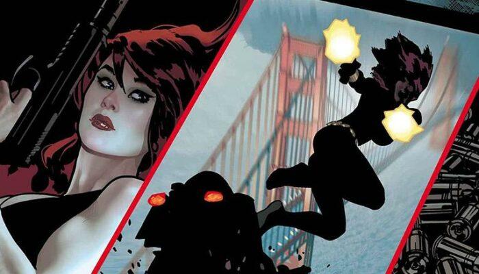 Black Widow by Kelly Thompson and Elena Casagrande