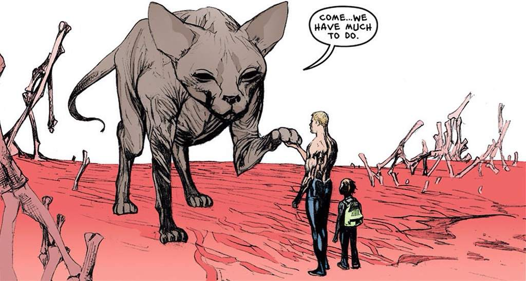 New 52 Animal Man comics
