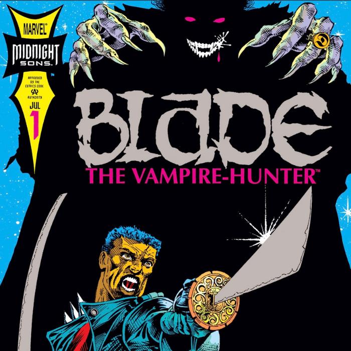 Blade in 1994 comics miniseries