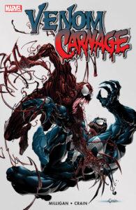 Carnage vs Venom