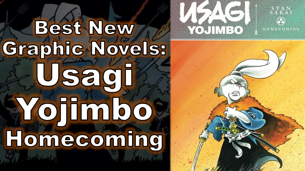 Usagi Yojimbo Homecoming by Stan Sakai