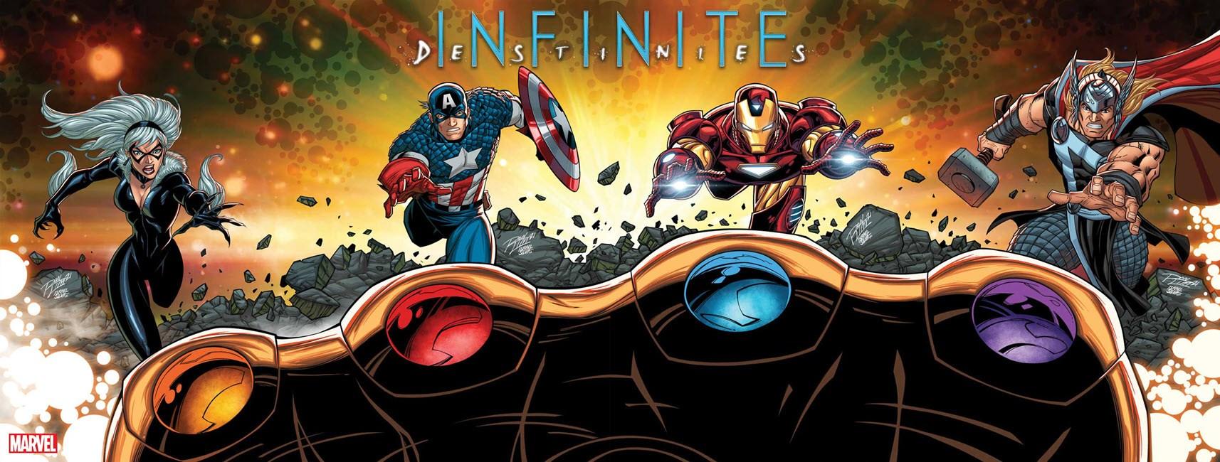 Marvel's 2021 infinite destinies crossover