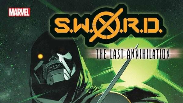 Marvels Last Annihilation Crossover