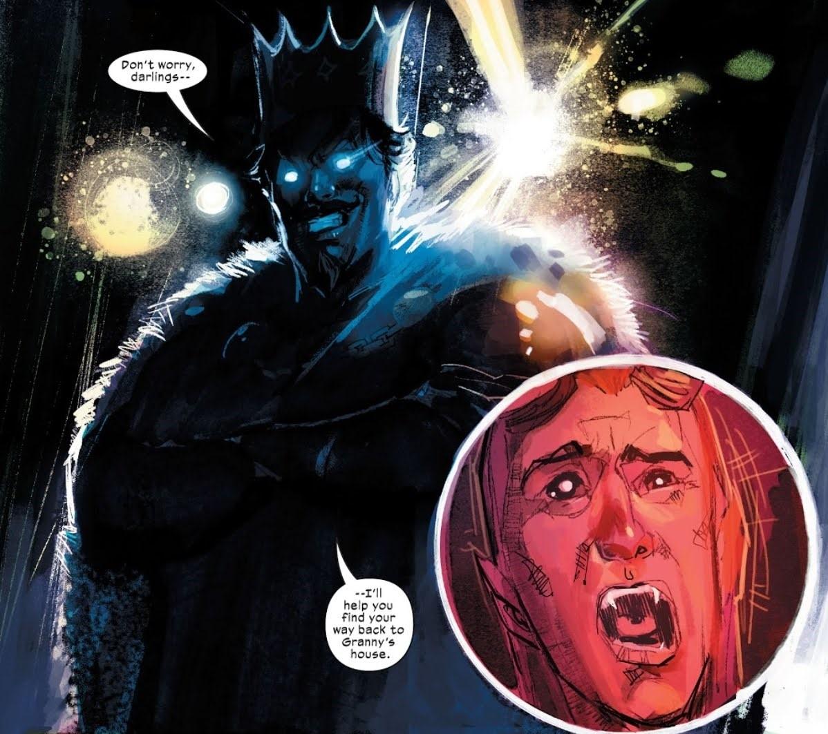 Vita Ayala and Rod Reis New Mutants