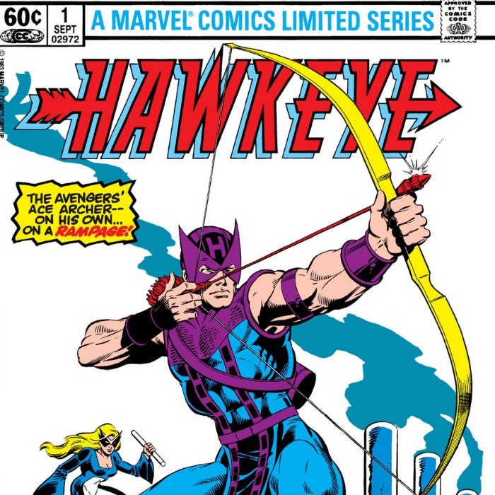 Solo Hawkeye Comics