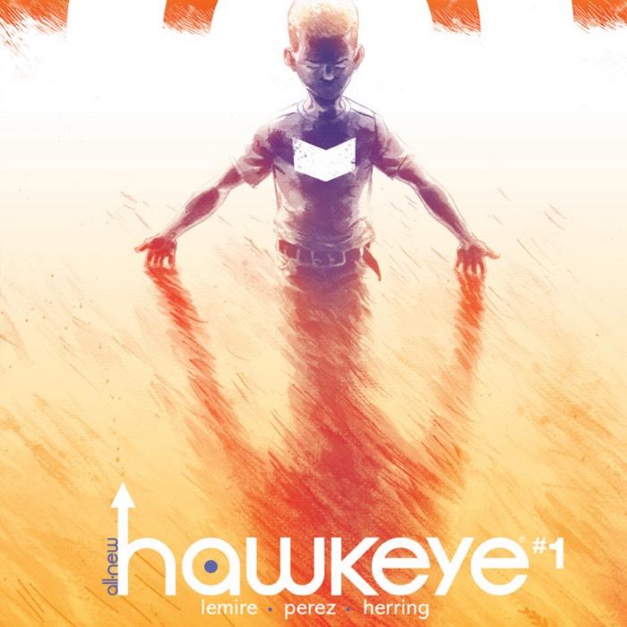 Hawkeye by Jeff Lemire