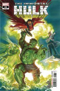 Immortal Hulk by Al Ewing