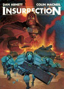Dredd Insurrection comics