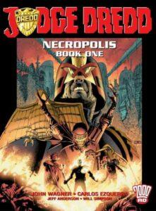 Judge Dredd in Necropolis